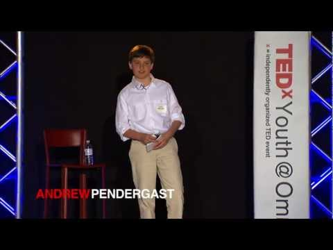 Adolescent Responsibility: Andrew Pendergast at TEDxYouth@Omni