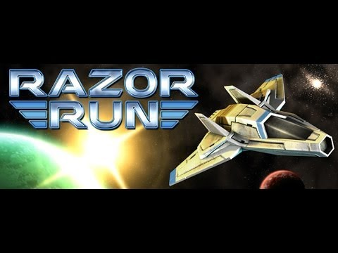 Razor Run - 3D Space Shooter by Vasco Games