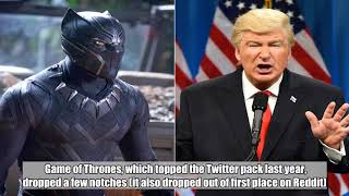 Black Panther, Saturday Night Live among most tweeted entertainment of 2018