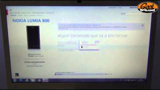 Tip: Cómo sincronizar un Nokia Lumia con un PC usando Zune