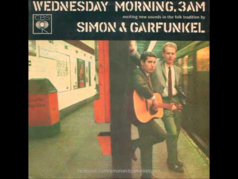 Simon & Garfunkel - A Poem On The Underground Wall - Live, 1967