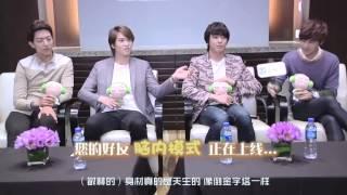 20130706 CNBLUE YinYueTai Interview English Trans / 音悅台專訪 thumbnail
