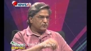 CHHA PRASHNA  WITH  SAURAV - NEWS 24 TV