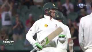 Australia win day-night Test