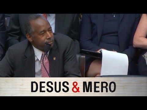 Congressman Al Green Presses Ben Carson