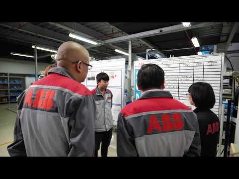 ABB Measurement & Analytics Shanghai - Smart factory, reliable partner