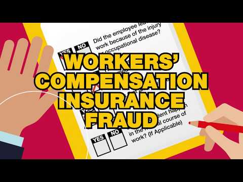 EMPLOYERS Workers' Compensation Insurance Fraud Prevention Services