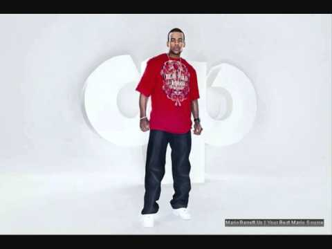 Mario  Letter To The Game Trey Songz  Cant Be Friends Remix HQ Music