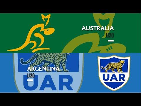 U20s HIGHLIGHTS: Australia Vs Argentina