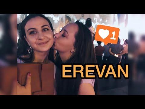 | VLOG 2 | ARMENIA | ЕРЕВАН | что продаётся в е CITY | парк аттракционов СКАЗКА | IRUSIK |