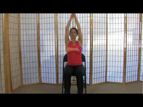 Youtube Chair Yoga Mini Sofa Refresher