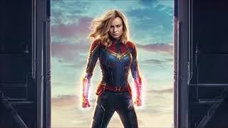 Captain Marvel Soundtrack - Main Theme