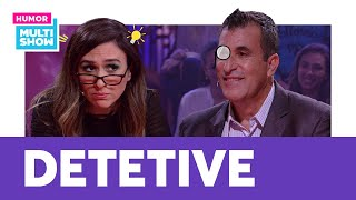 Detetive | Entrevista com Especialista | Lady Night | Humor Multishow
