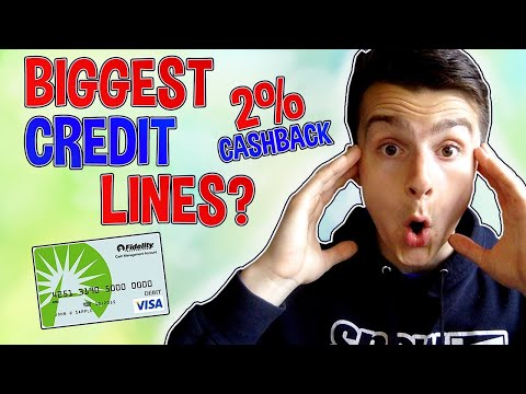 Fidelity Rewards Visa Signature Credit Card Review | Earn 2% Cash Back?