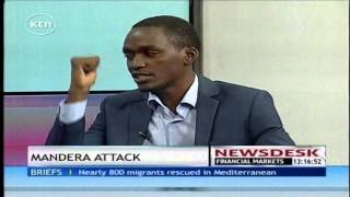 KTN Newsdesk full bulletin 24-11-2014 (Mandera after the massacre)