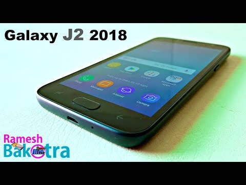 Samsung Galaxy J2 (2018) Unboxing and Full Review