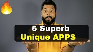 Smartphone Apps - TOP 5 BEST ANDROID APPS For Your Smartphone