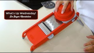 De Buyer Mandoline & Misto Olive Oil Sprayer Unboxing ~ What's Up Wednesday! ~ Amy Learns to Cook