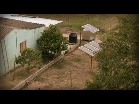 Electrificación Rural con Energías Renovables: Martín Prieto, Veracruz