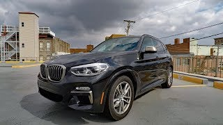2018 BMW X3 M40i - Phil's Morning Drive - S2E12