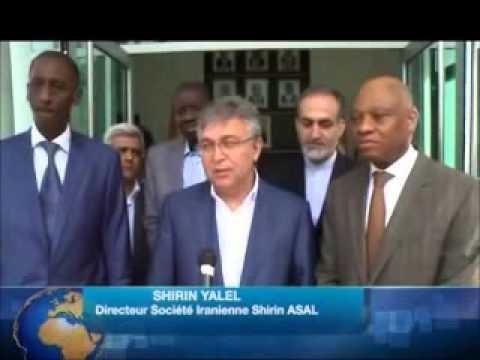 Investir en Côte d'Ivoire: SHIRIN YALEL Directeur de Shirin ASAL reçu à la Primature