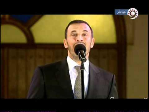 Kadim Al Sahir - Baghdad - Qatar 2011 كاظم الساهر - كثر الحديث / بغداد