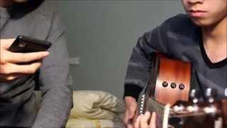 Chuyện của mùa đông (guitar acoustic cover) - Tuấn Phong - guitar Mạnh Hùng