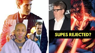 Did Christopher McQuarrie Pass Man of Steel 2 for Mission Impossible?
