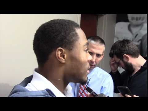 Evan Berry Chattanooga Postgame Media Session (10/11/14)
