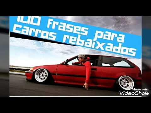 Video Top De Carro Rebaixado