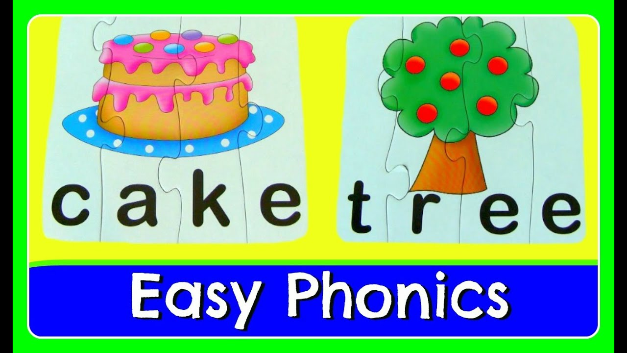 Learn To Read Spell With 4 Letter Sight Words Easy Abc 4 Letter
