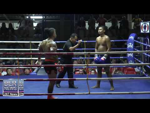 Jay Astwood Pro Fight, April 2019