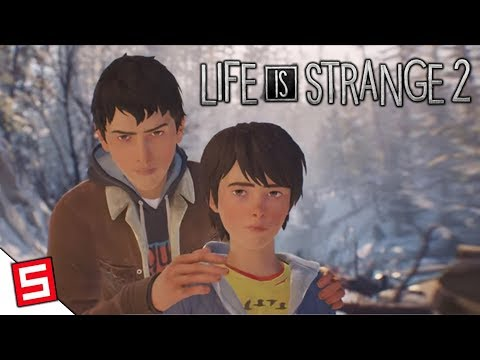 Life is Strange 2 Episode 2 Gameplay Part 1 - Life is Strange 2 Episode 2 Gameplay First 14 Minutes! thumbnail