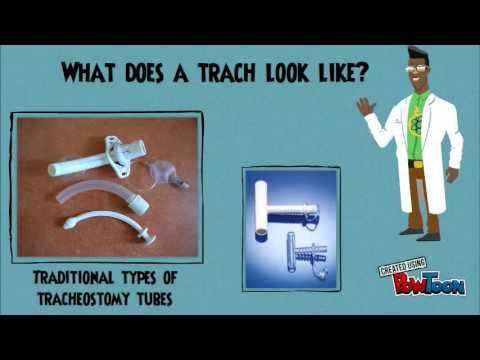 Tracheostomy Care and CPR - YouTube