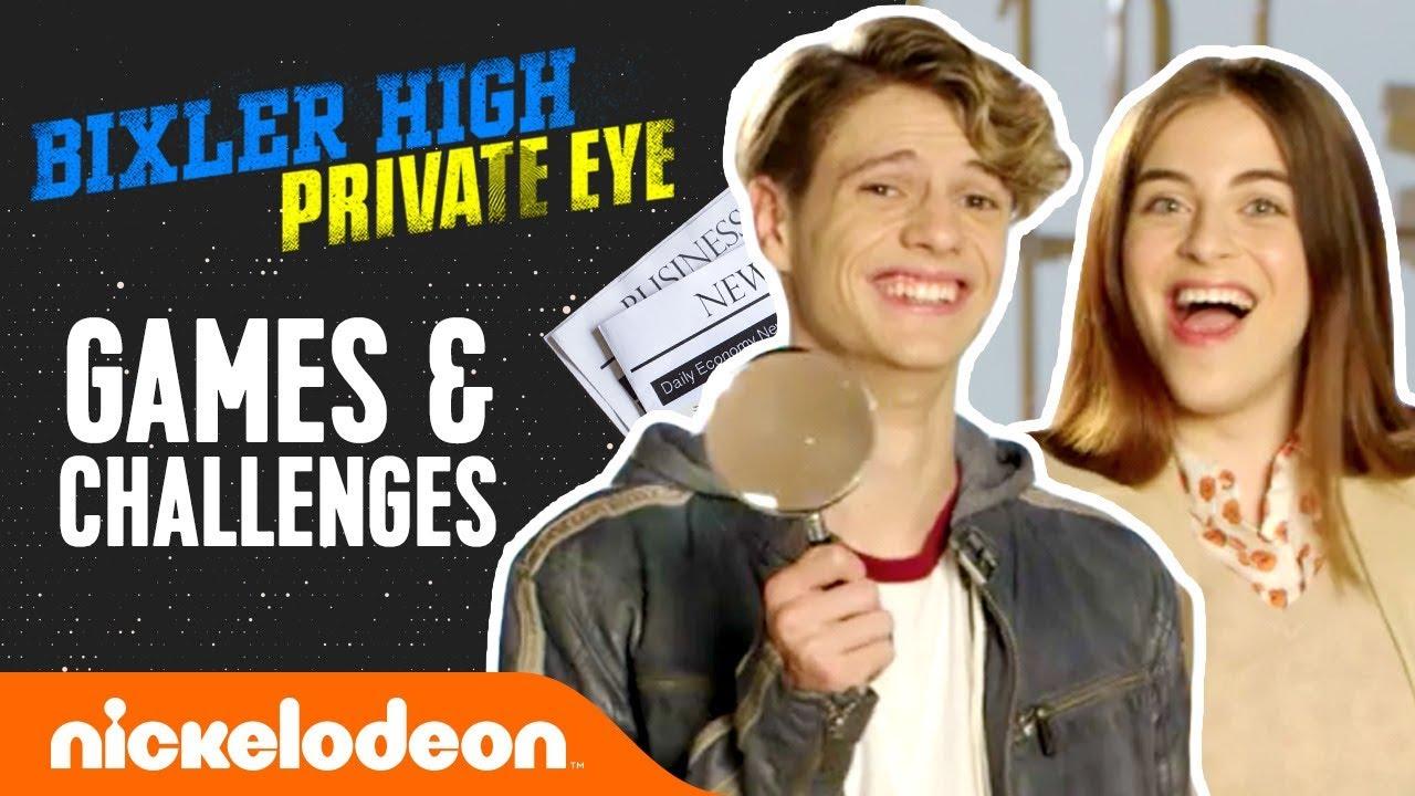 bixler high private eye kiss