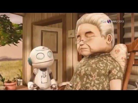 Kisah Mengharukan: Nenek & Robot Yang Setia | Video Inspiratif