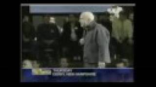 Republicans and military men on John McCain