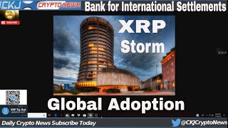 Ripple XRP Phase 2 project Jasper Project stella. BIS New Global System Ripple XRP.
