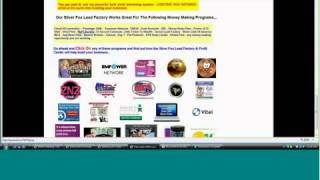 Instructions To Receive 100 FREE Leads Go To The Silver Fox Online LIVE Training Make Money Online