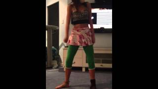 Promiscuous Girl - Buzz Lightyear Interpretive Dance Edition