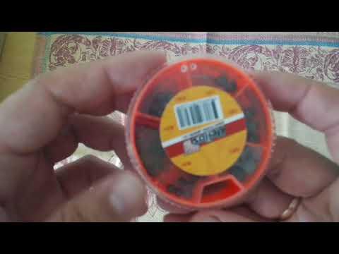 Распаковка свежей посылки из интернет-магазина Spinningline.ru