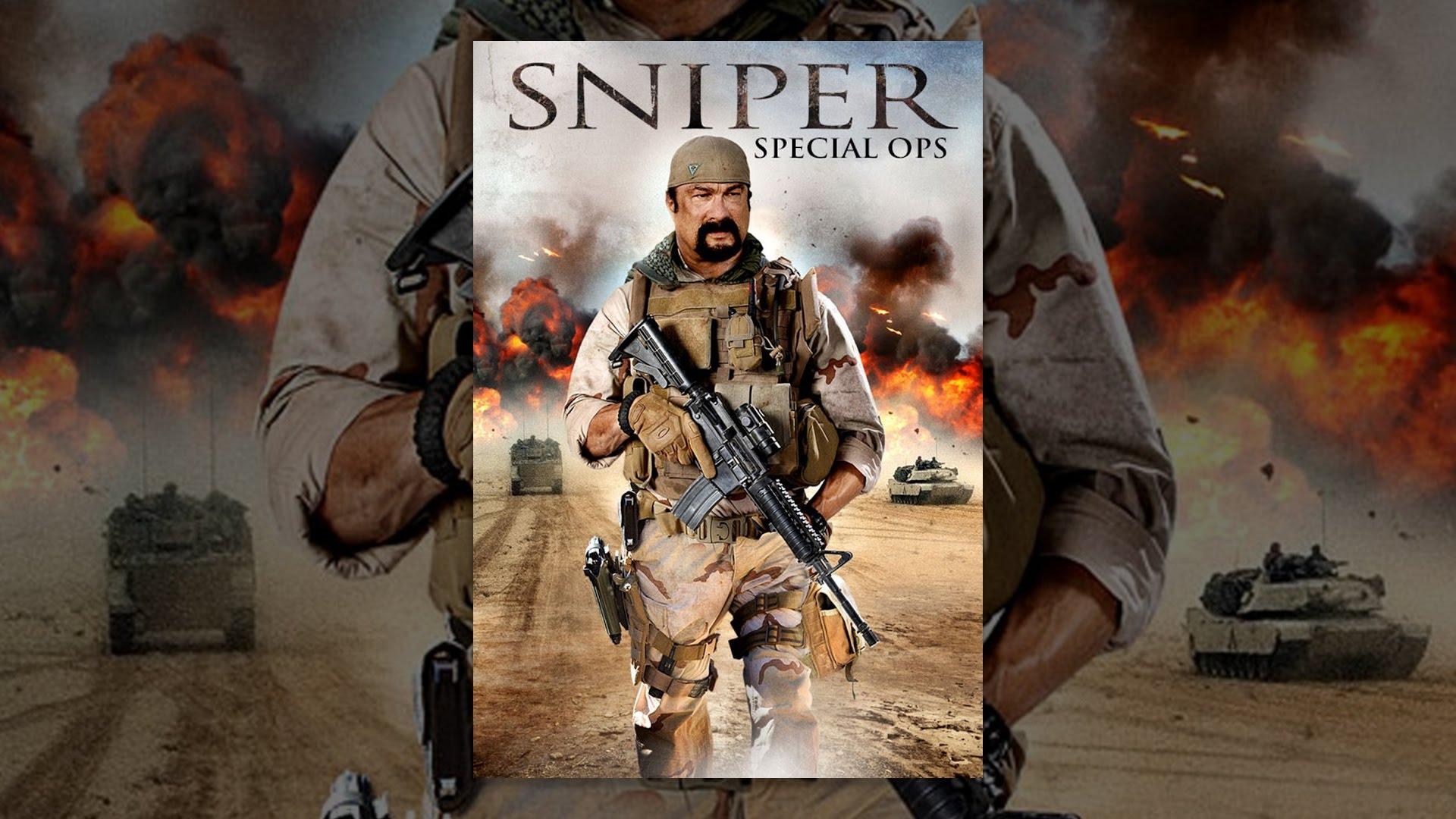 Sniper – Special Ops