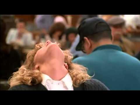 When Harry Met Sally - Restaurant Scene