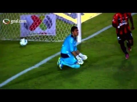 Epic goalkeeper error