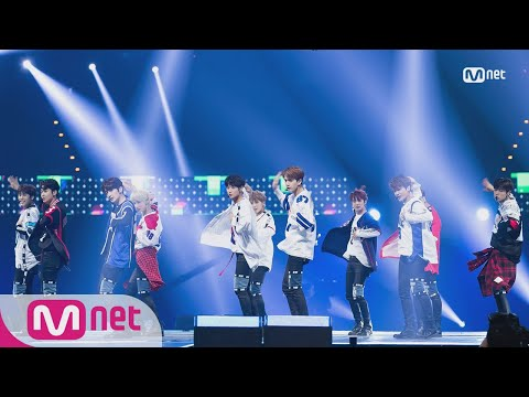 [M COUNTDOWN In TAIPEI] THE BOYZ - Giddy Up│ M COUNTDOWN 180712 EP.578