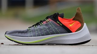 NIKE EXP-X14 REVIEW | THE WORST RUNNING SHOE EVER
