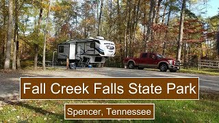 Fall Creek Falls State Park | Tennessee State Parks | Best RV Destinations
