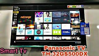 Panasonic TH-32GS500DX 32-inch Full HD Smart LED TV ! Smart TV Full demo Smart !