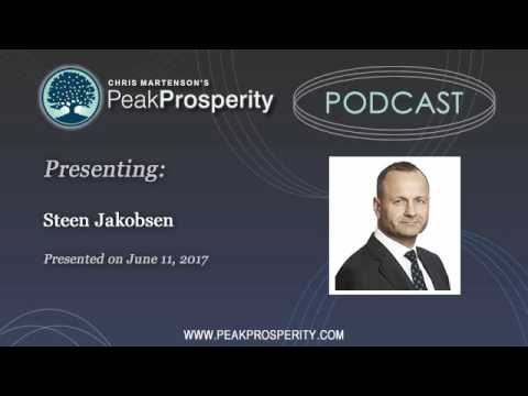 Steen Jakobsen: 60% Probability Of Recession In The Next 18 Months