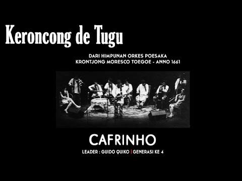 Orkes Keroncong Cafrinho Tugu - Keroncong De Tugu - Guido Quiko